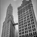 Old Chicago - Wrigley Building