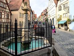 2021 Rothenburg ob der Tauber, Germany