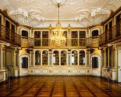 Schloss Christiansborg, Kopenhagen, Denmark
