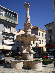 Fountain of five cocks - Art Nouveau (1880).