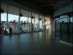 Warrington Bus Station