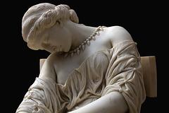 Pénélope - Marbre de Pierre-Jules Cavelier