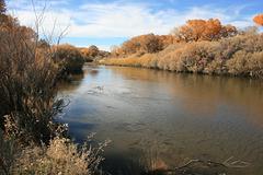 A River Again!
