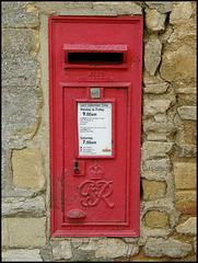 Eynsham wall box