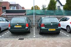 2000 Volkswagen Golf Variant & 2002 Volkswagen Golf