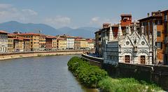 Memories of Tuscany: The Church Santa Maria Della Spina