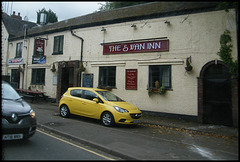 The Swan at Armitage