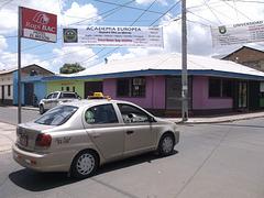 Taxi nicaraguayen / Nicaraguan taxi