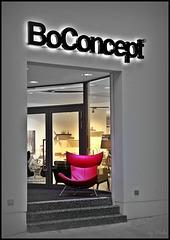 Pink Designer Chair (für Heidi)