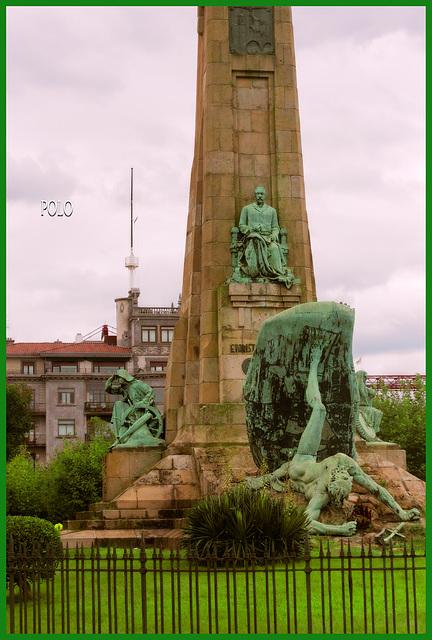 PiP-4 Monumento a Evaristo de Churruca