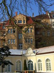 496 Mitten im Leipziger Wohngebiet: Das Gohliser Schlösschen