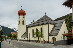 Pfarrkirche St. Anton am Arlberg - Mariahilf
