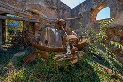 oil mill of Alikianos