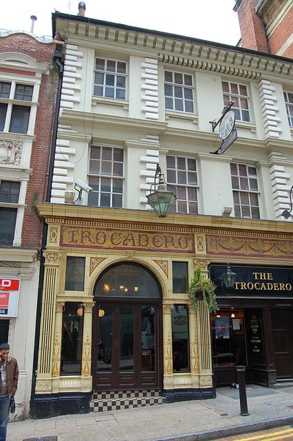 The Trocadero, Temple Street, Birmingham