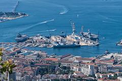 TOULON: Visite du mont Faront et de la baie de Toulon 20