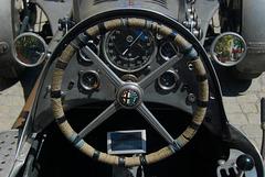 Cockpit Alfa-Romeo