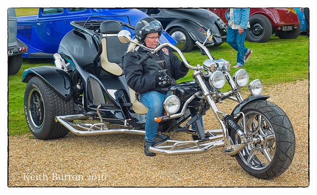 Another Biker Girl................