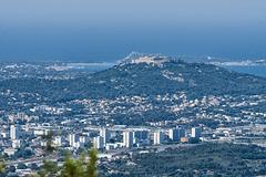 TOULON: Visite du mont Faront et de la baie de Toulon 21