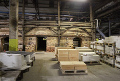 Firebrick kiln