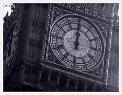Big Ben at noon