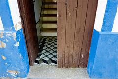 Ayamonte, Entrada