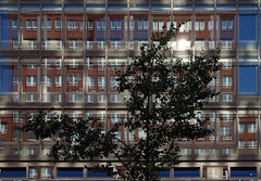 Hamburg - Bürokomplex am Heidenkampsweg