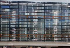 Fassade an der Großen Elbstraße