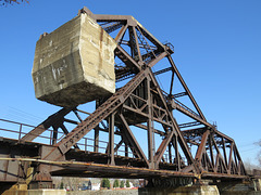 Cantilever Lift Bridge
