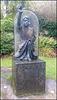 Alice statue