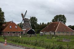20140909 4936VRAw [NL] Windmühle, Terschelling