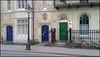 doorways in St Giles