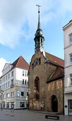 Flensburg - Helligåndskirken