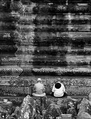Au détour d'un temple..