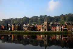 La Meuse proche de Dinant ( B)