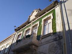 Hostal Ferro - Art Nouveau (1909-10).