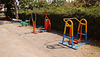 Gymnase en plein air / Outdoor gym