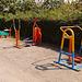 Gymnase en plein air / Outdoor gym