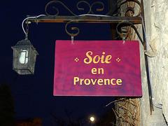 Soie en Provence