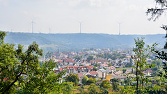A small town in the north-east of Baden-Württenberg ,Gaildorf