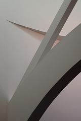 Architectural detail Guggenheim Museum Bilbao (2)