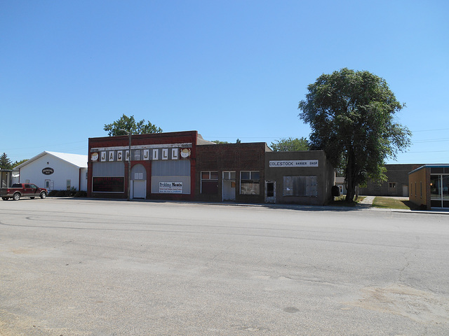 Downtown Hecla