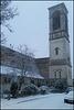 St Barnabas in winter