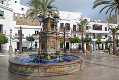 Spain - Andalusia, Vejer de la Frontera