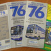 Cambridge Coach Services service 76 timetable covers