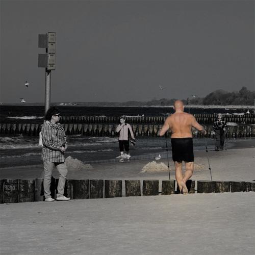 Beach Fence Walker