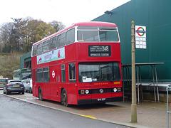 London Bus Museum (1) - 28 November 2018
