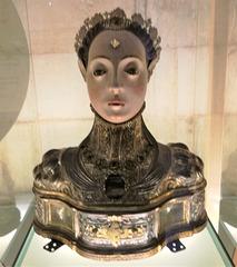 Saint Engracia Reliquary