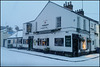 Old Bookbinders in the snow