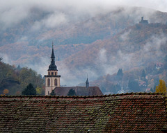 Andlau et son château