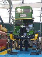 London Bus Museum (3) - 28 November 2018